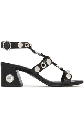 MICHAEL KORS COLLECTION Embellished leather sandals