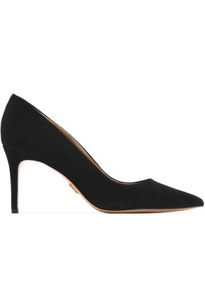 MICHAEL KORS COLLECTION Suede pumps