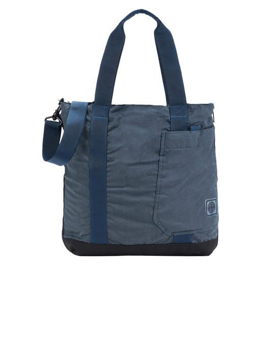 STONE ISLAND Medium fabric bag 91170