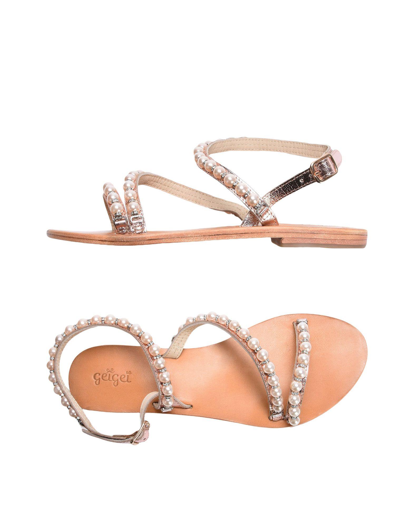 GEI GEI | GEI GEI Sandals | Goxip