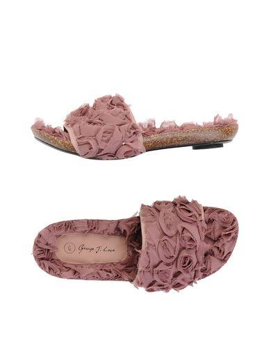 zapatillas GEORGE J. LOVE Sandalias mujer