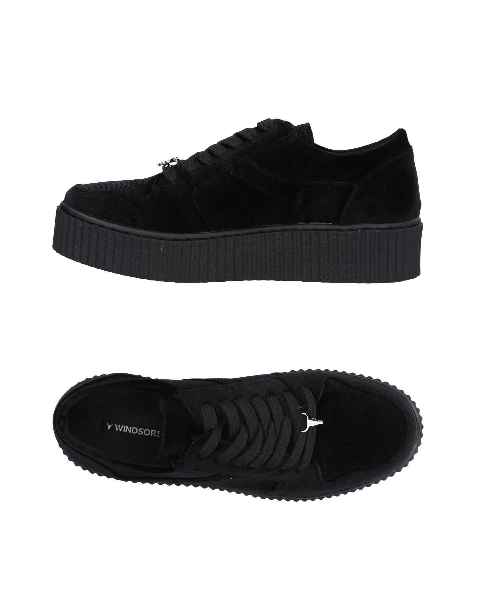 WINDSOR SMITH Низкие кеды и кроссовки кеды кроссовки высокие dc evan smith hi black