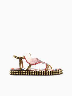 Sloan flat sandal