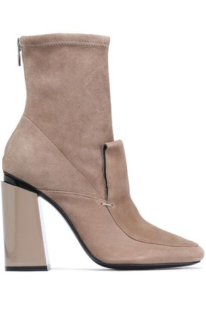 SIGERSON MORRISON Joanna patent-leather ankle boots