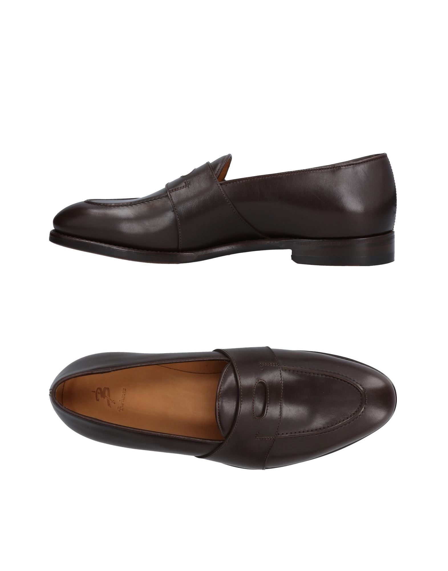 BARBANERA Loafers in Dark Brown