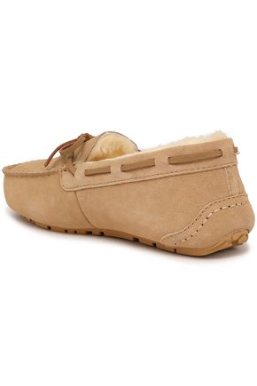 AUSTRALIA LUXE COLLECTIVE Shearling moccasins
