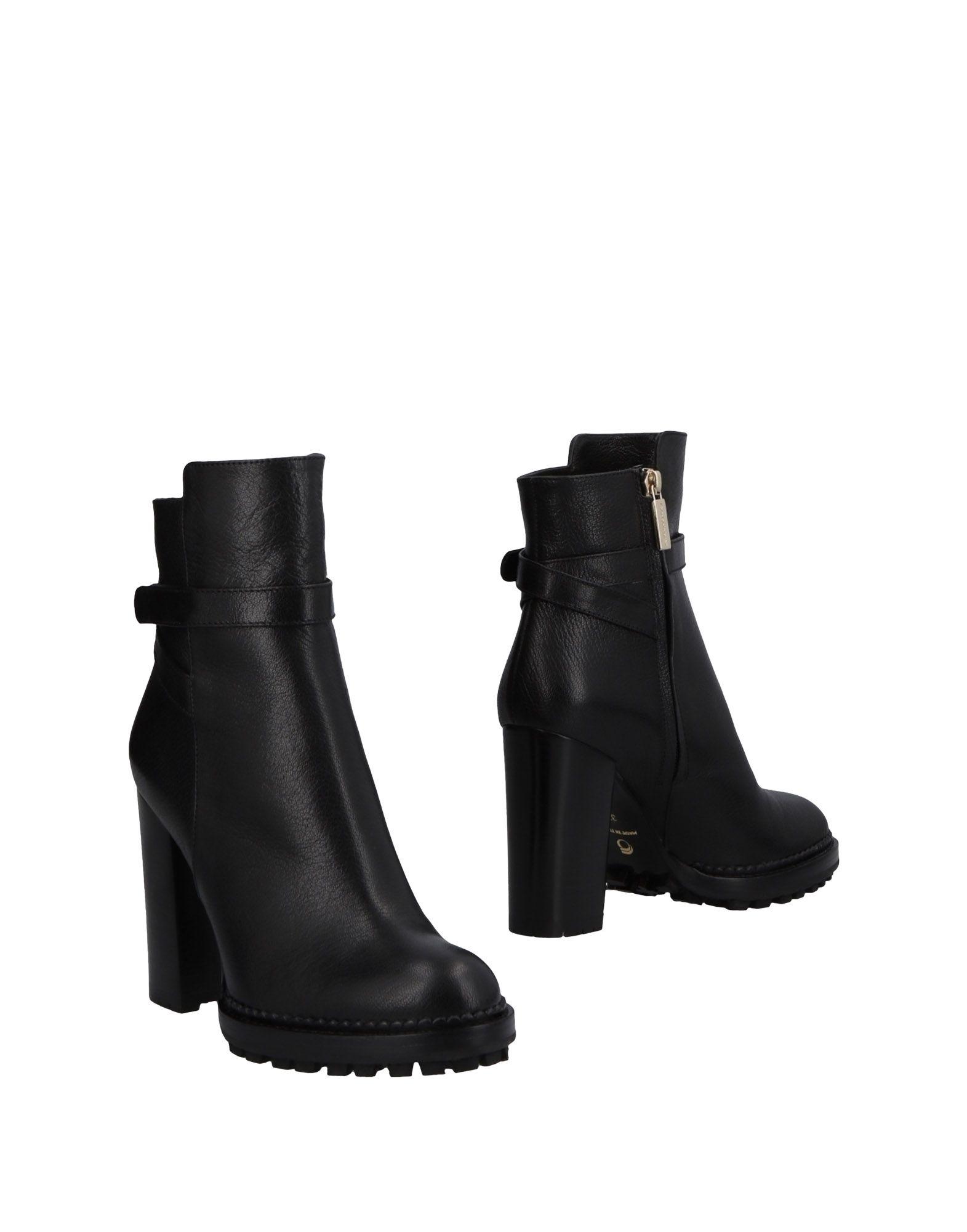 GIORGIO FABIANI Полусапоги и высокие ботинки
