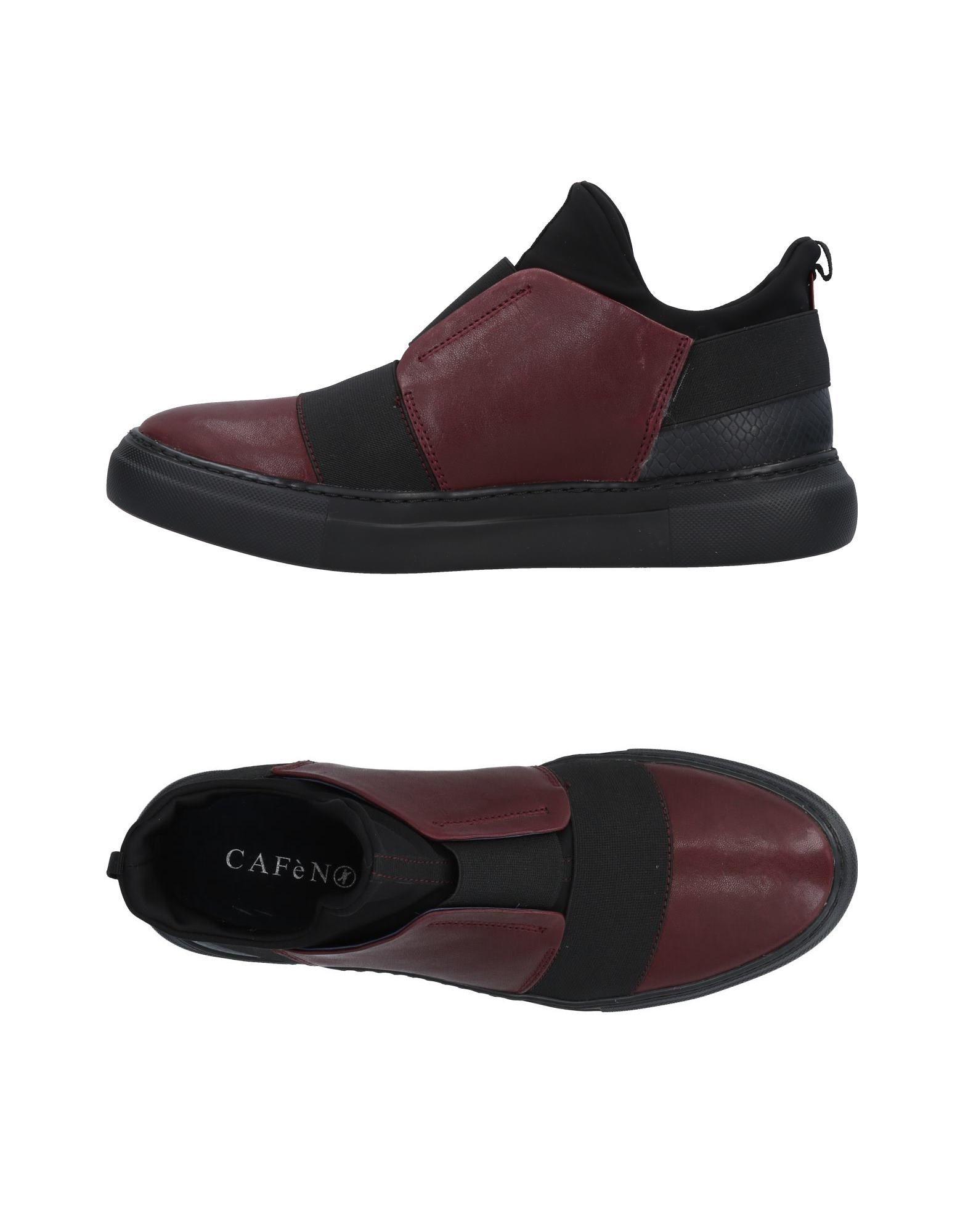 CAFèNOIR Низкие кеды и кроссовки cafènoir низкие кеды и кроссовки