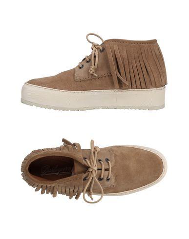 zapatillas BARLEYCORN Sneakers abotinadas mujer