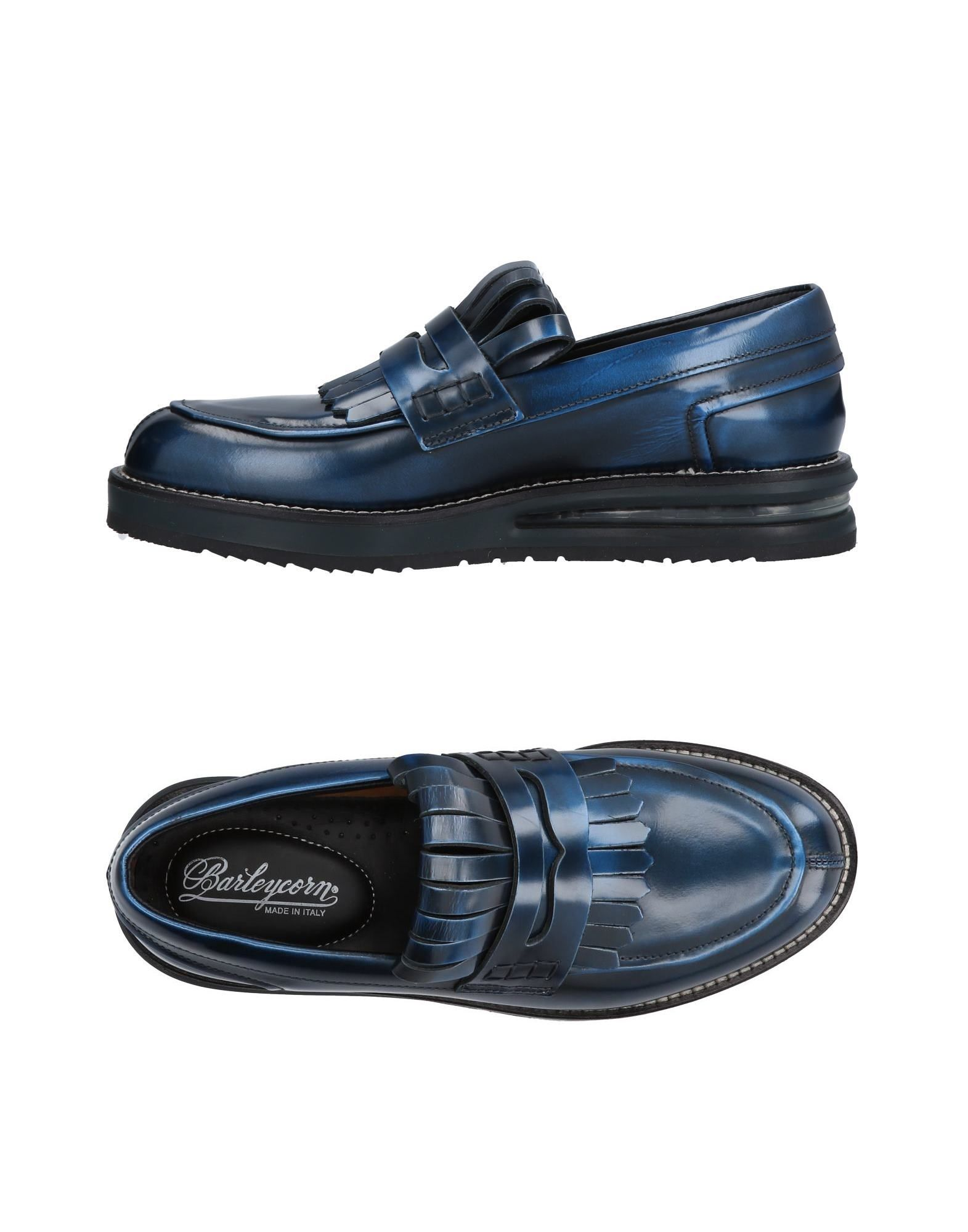 BARLEYCORN Loafers in Dark Blue
