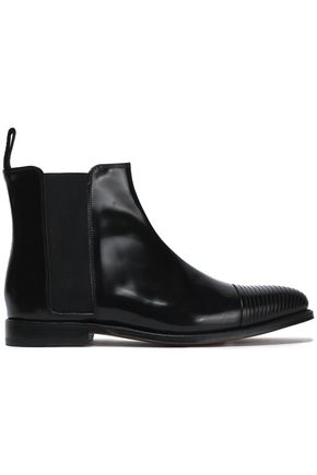 GRENSON Patent-leather ankle boots