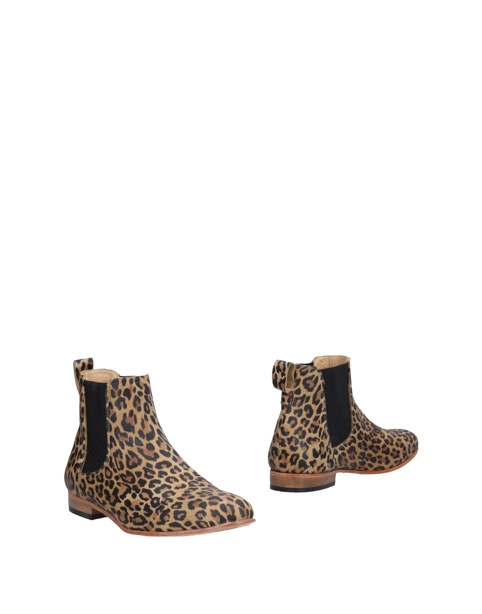 DIEPPA RESTREPO Ankle Boot in Sand