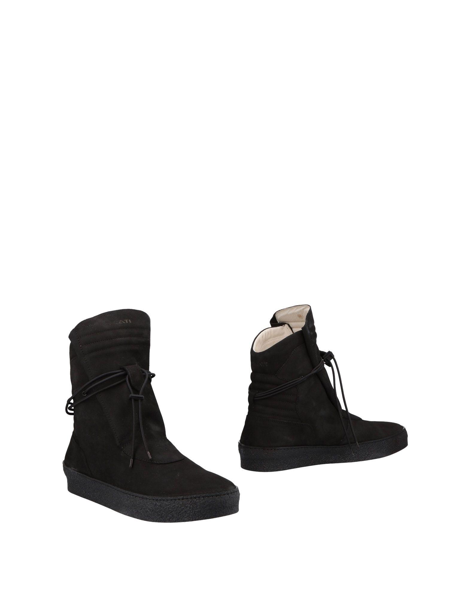 YLATI Boots in Black