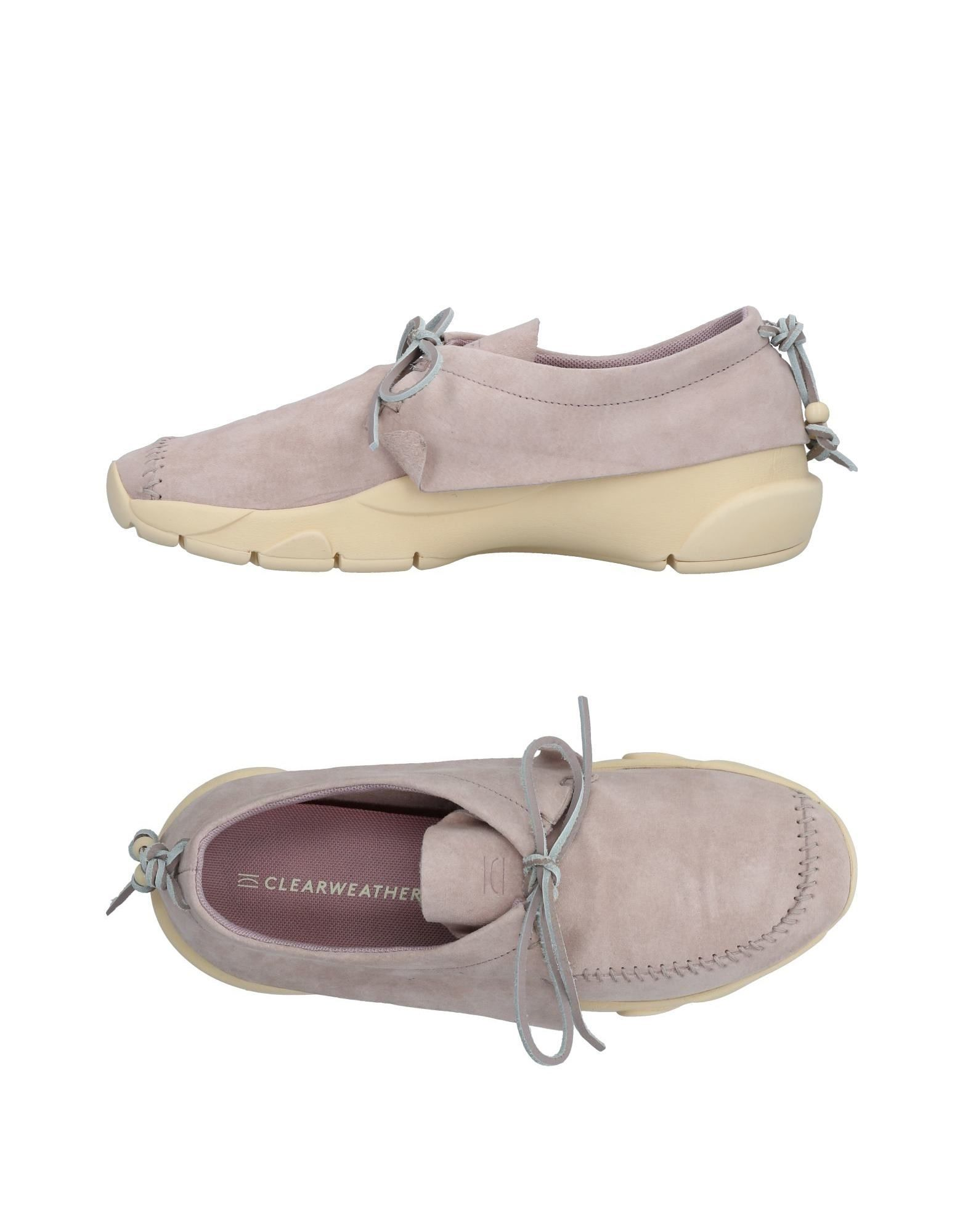 CLEAR WEATHER Sneakers in Dove Grey