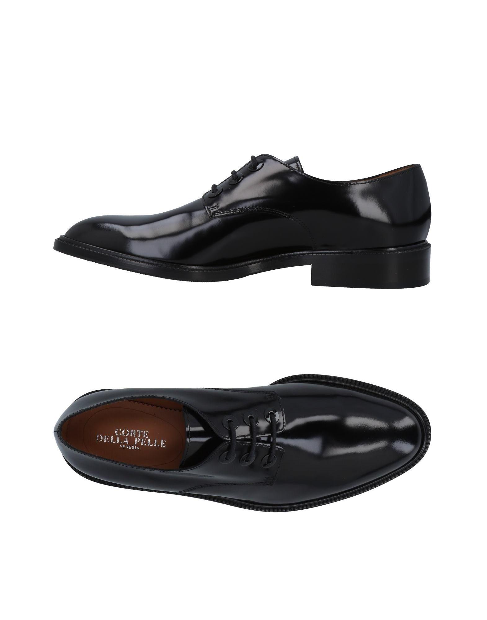LA CORTE DELLA PELLE by FRANCO BALLIN Обувь на шнурках цены онлайн