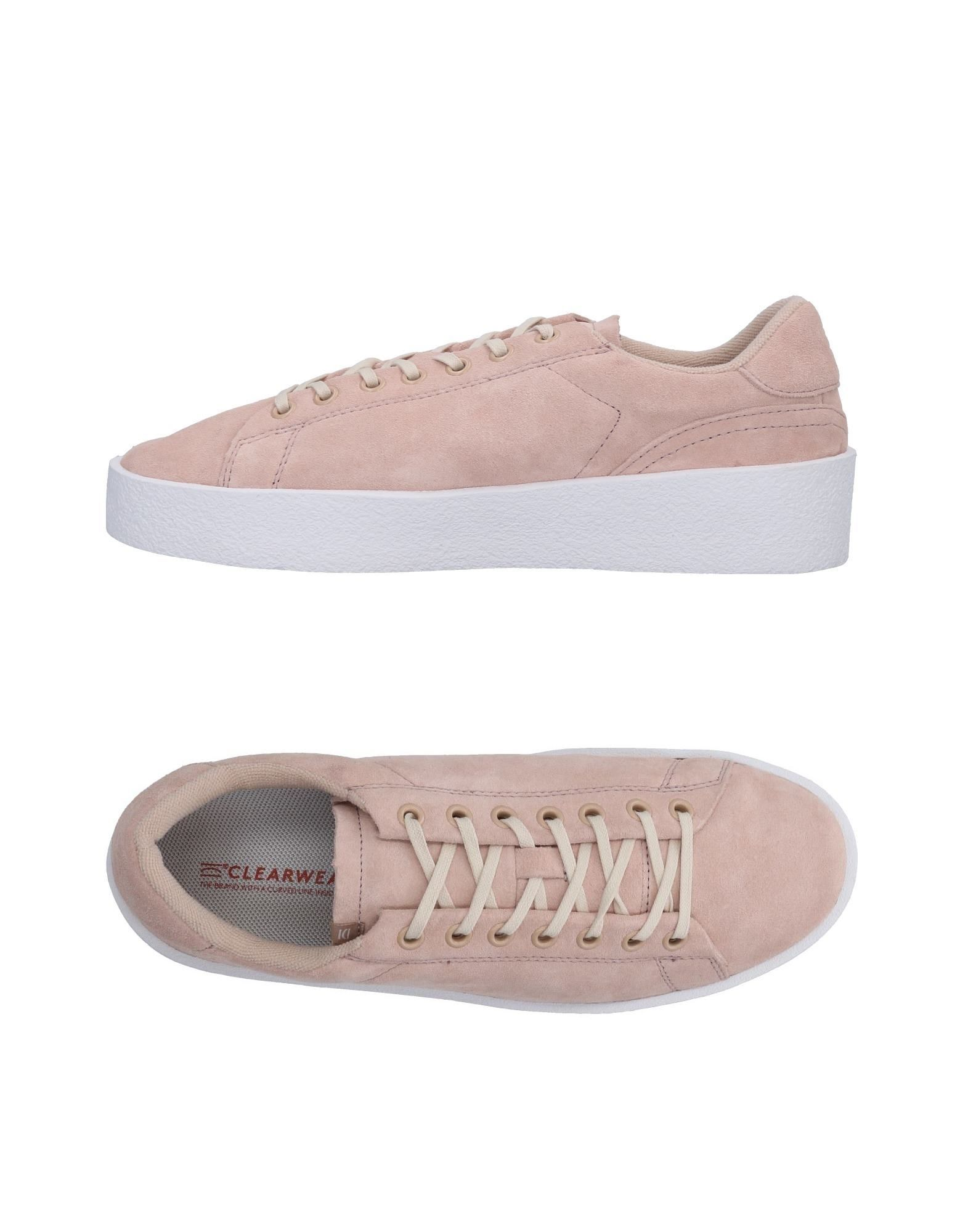 CLEAR WEATHER Sneakers in Pink