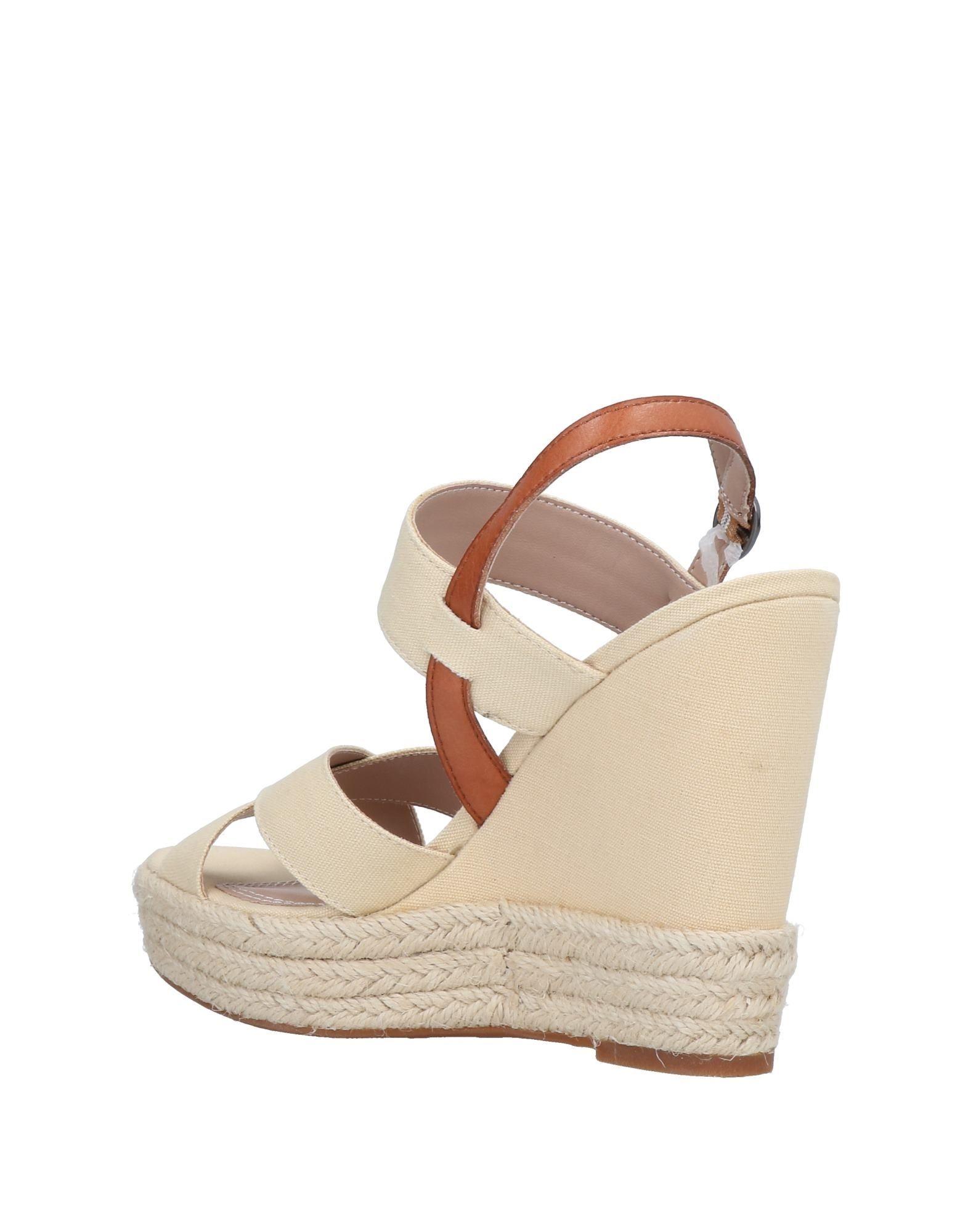 PEPE JEANS Damen Sandale elfenbein |