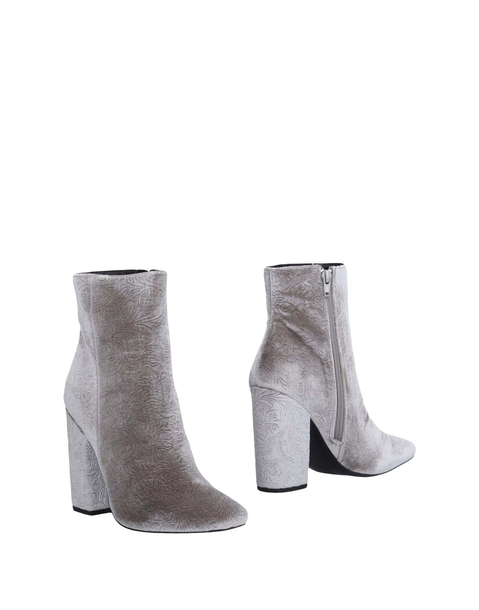 WINDSOR SMITH Ankle Boots in Light Grey