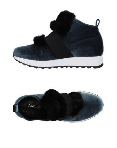 zapatillas ANNARITA N. Sneakers abotinadas mujer