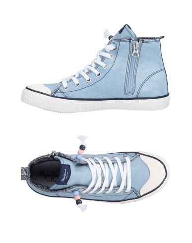 zapatillas PEPE JEANS Sneakers abotinadas infantil