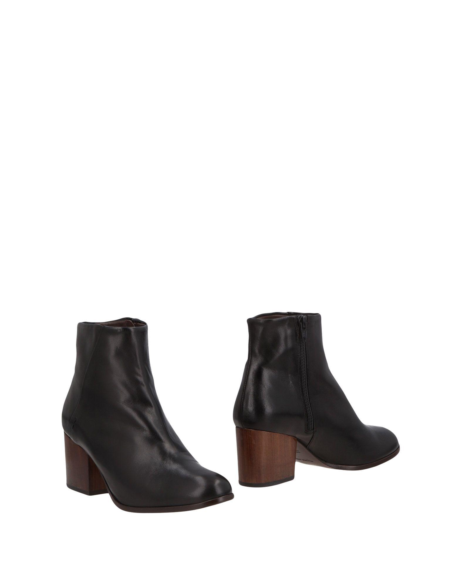 MEGUMI OCHI Полусапоги и высокие ботинки цены онлайн