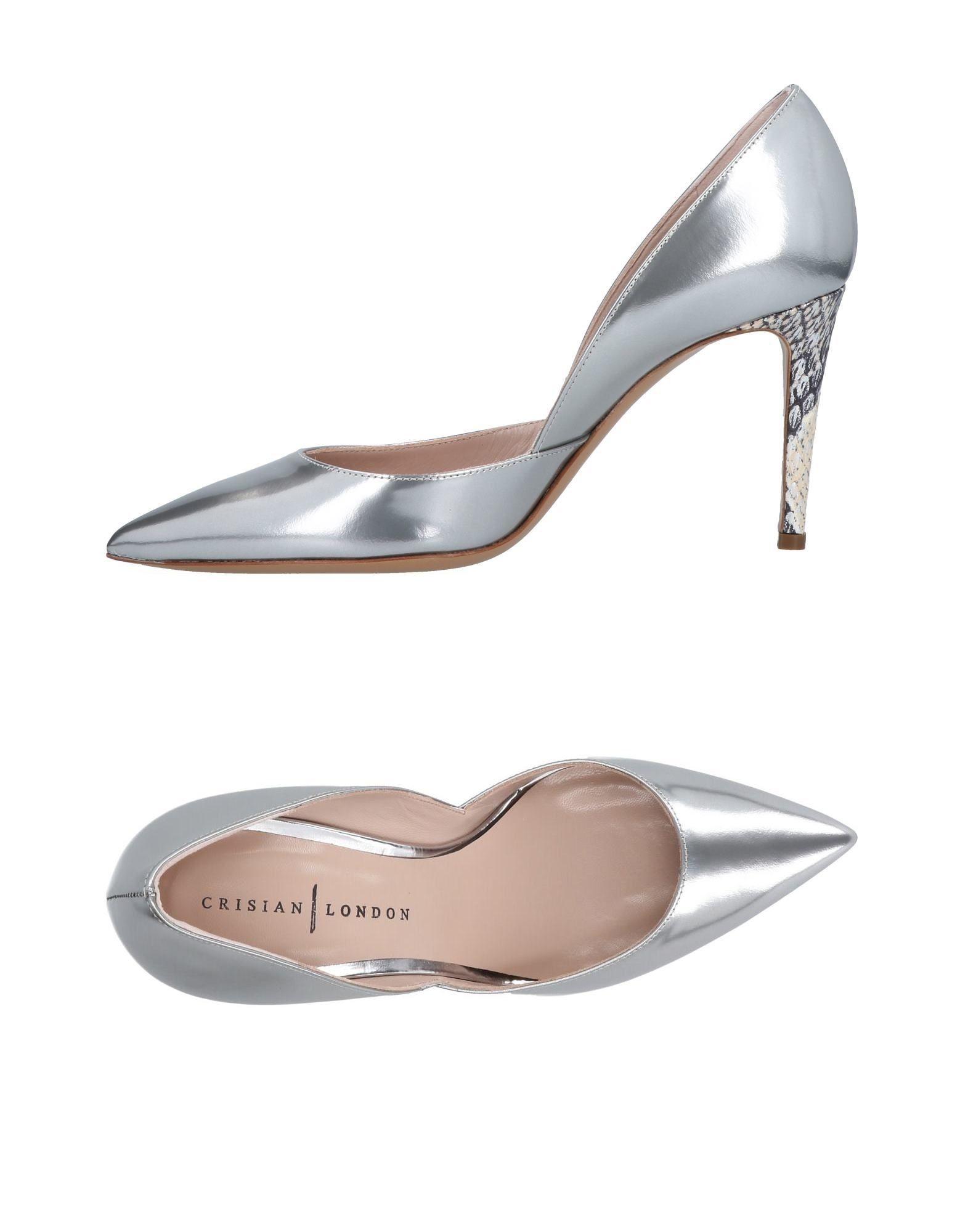 CRISIAN LONDON Туфли цены онлайн
