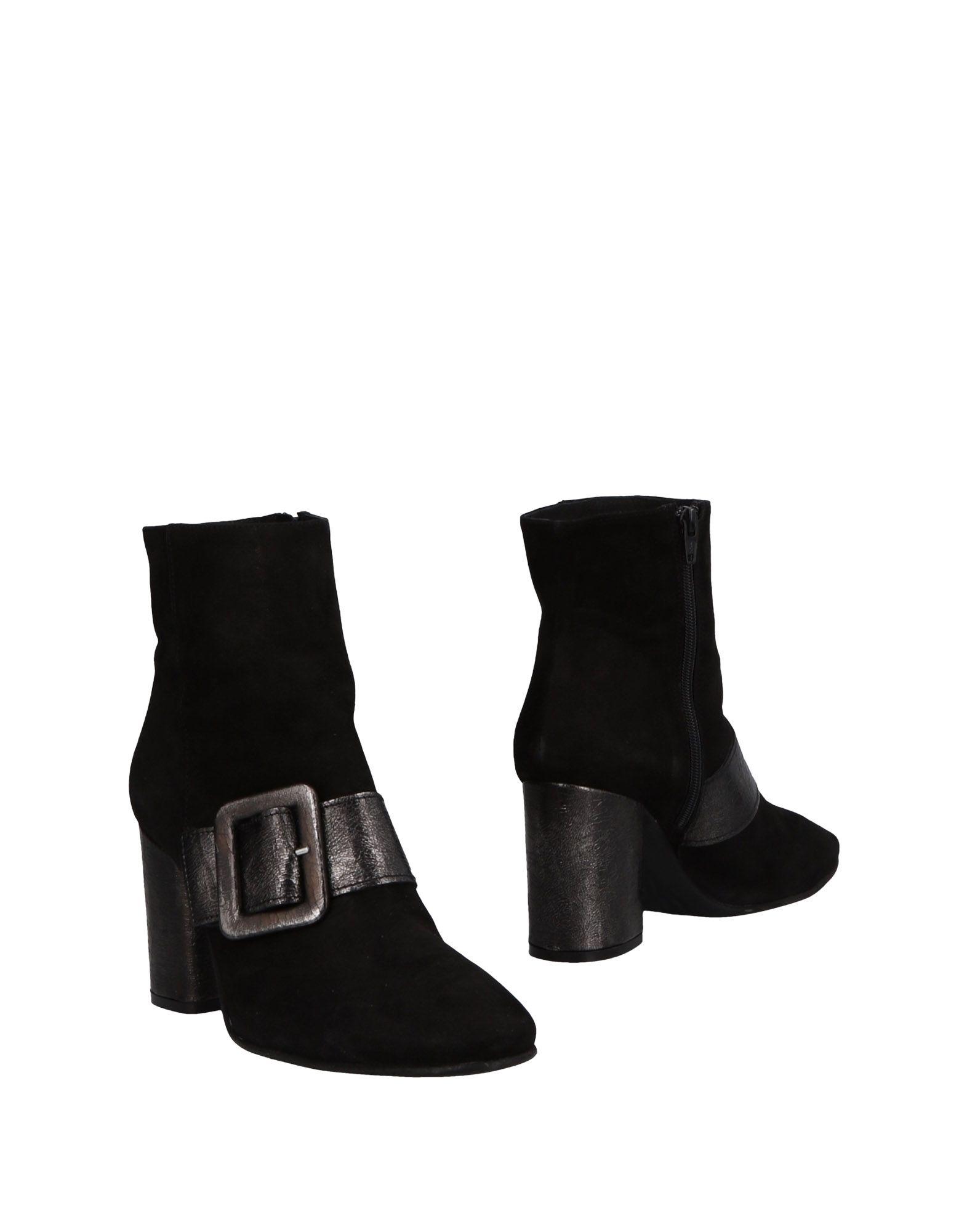 《送料無料》JOY WENDEL レディース ショートブーツ ブラック 40 山羊革