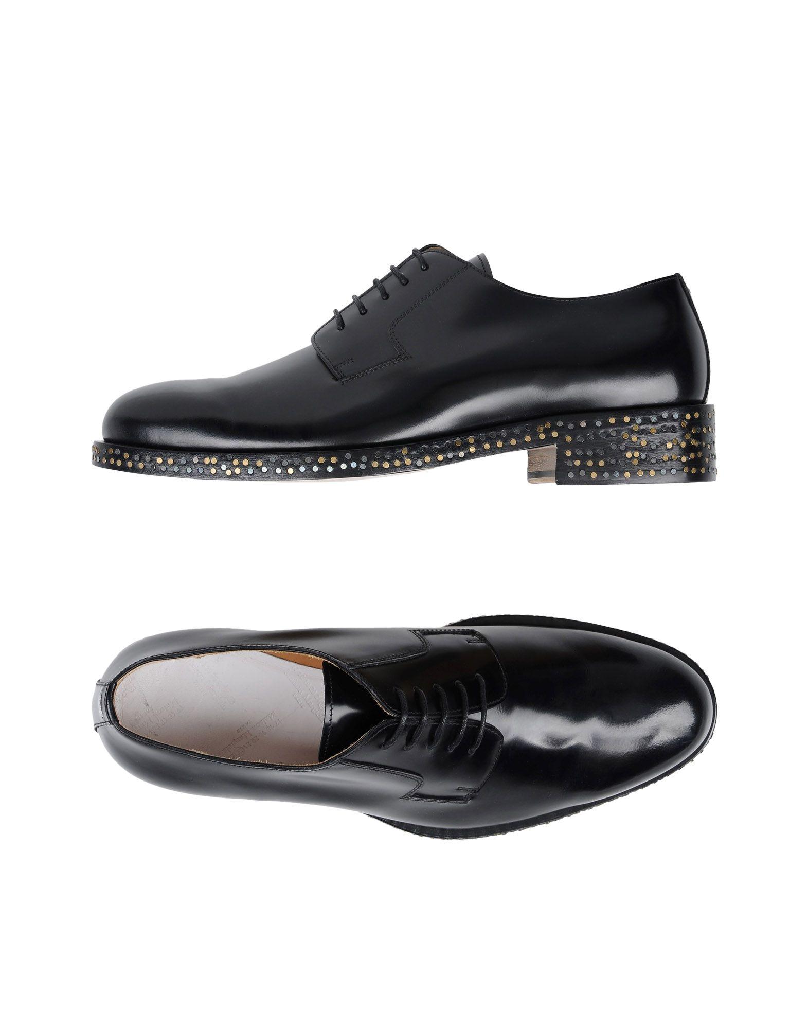 MAISON MARGIELA Обувь на шнурках maison margiela обувь на шнурках