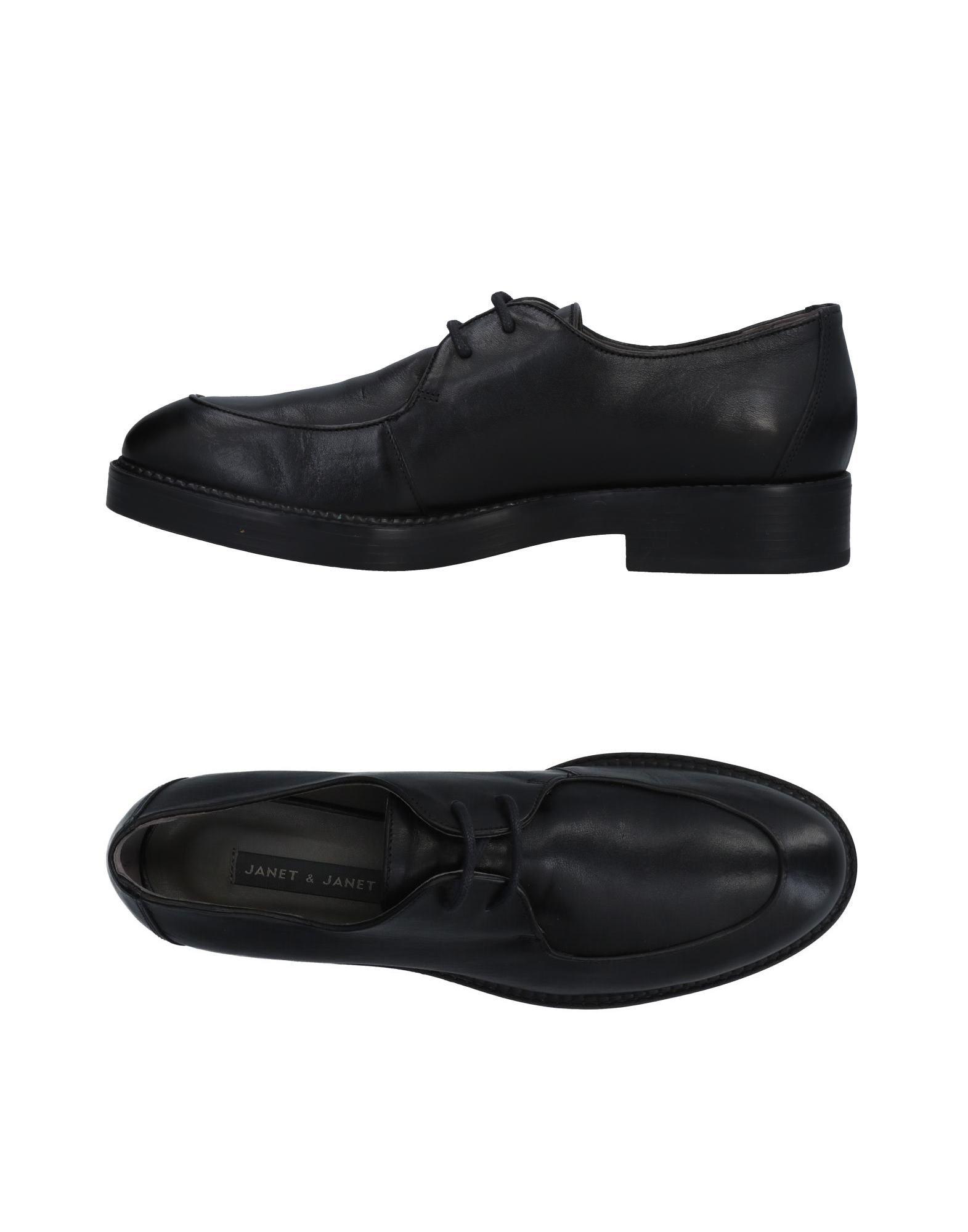 Фото - JANET & JANET Обувь на шнурках обувь на высокой платформе dkny