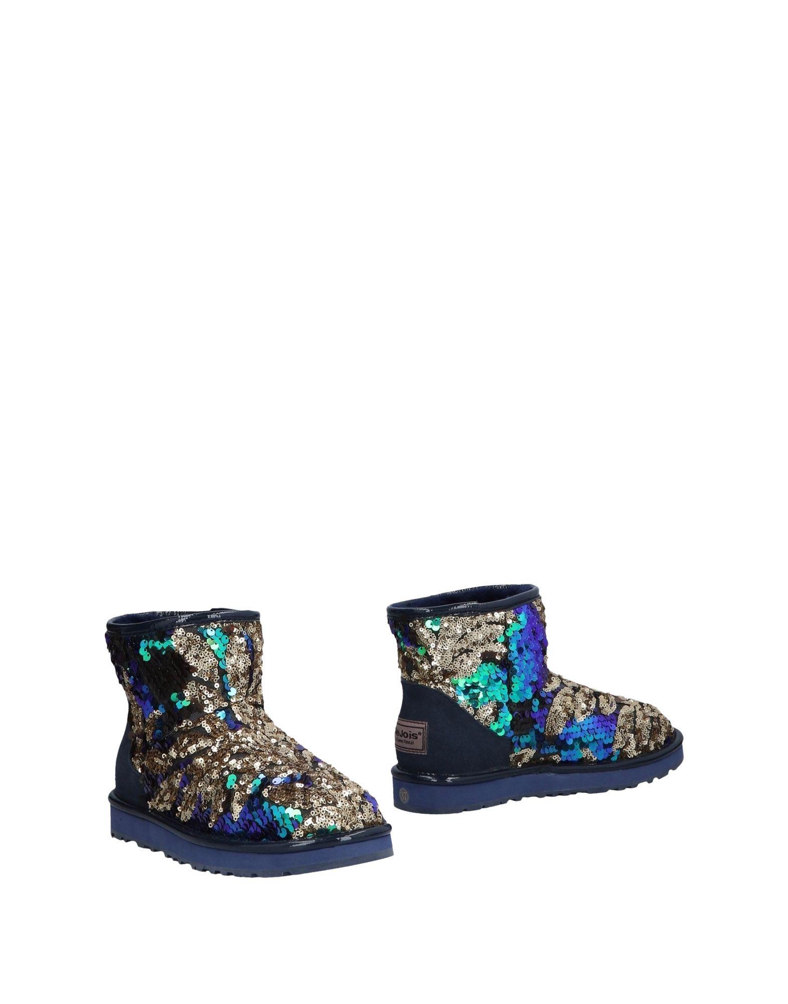 REJOIS by GIANNI RENZI Полусапоги и высокие ботинки
