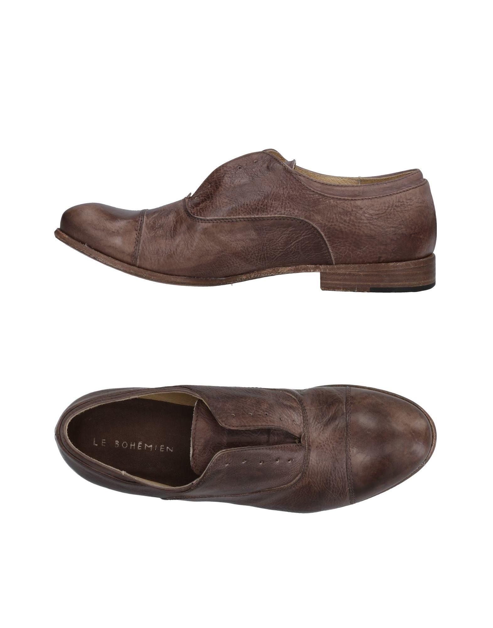 LE BOHÉMIEN Обувь на шнурках le blog обувь на танкетке