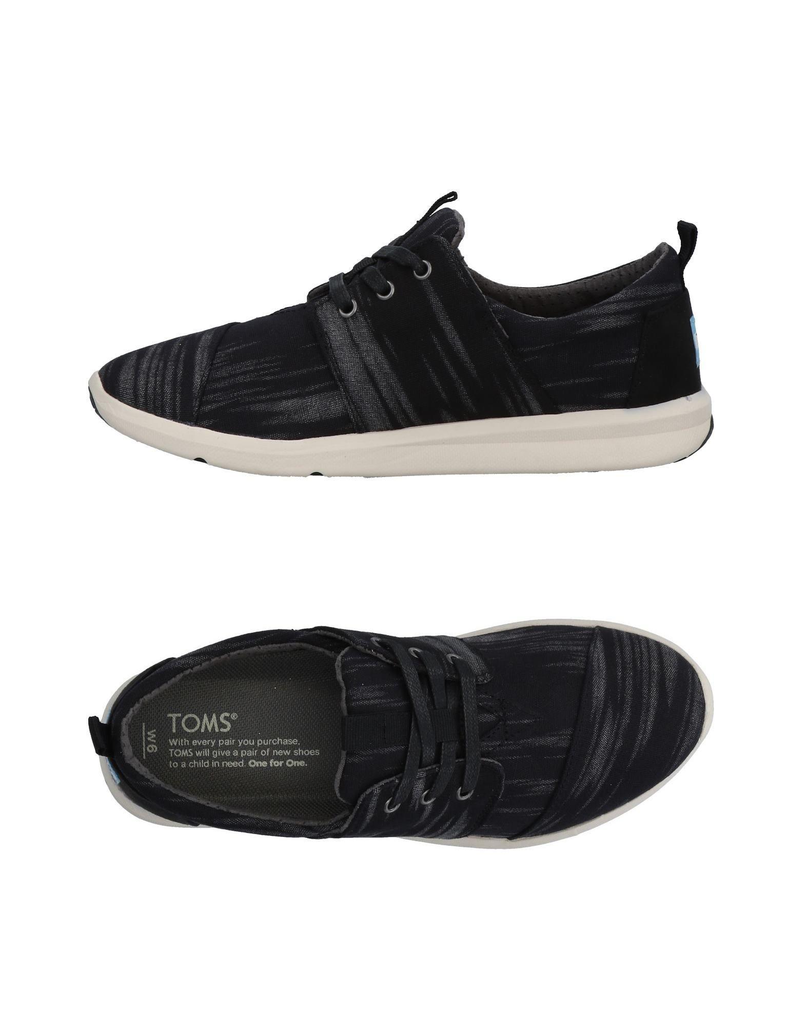 TOMS Низкие кеды и кроссовки toms drag