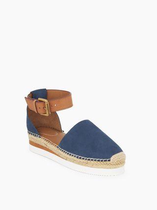 Glyn flat sandal
