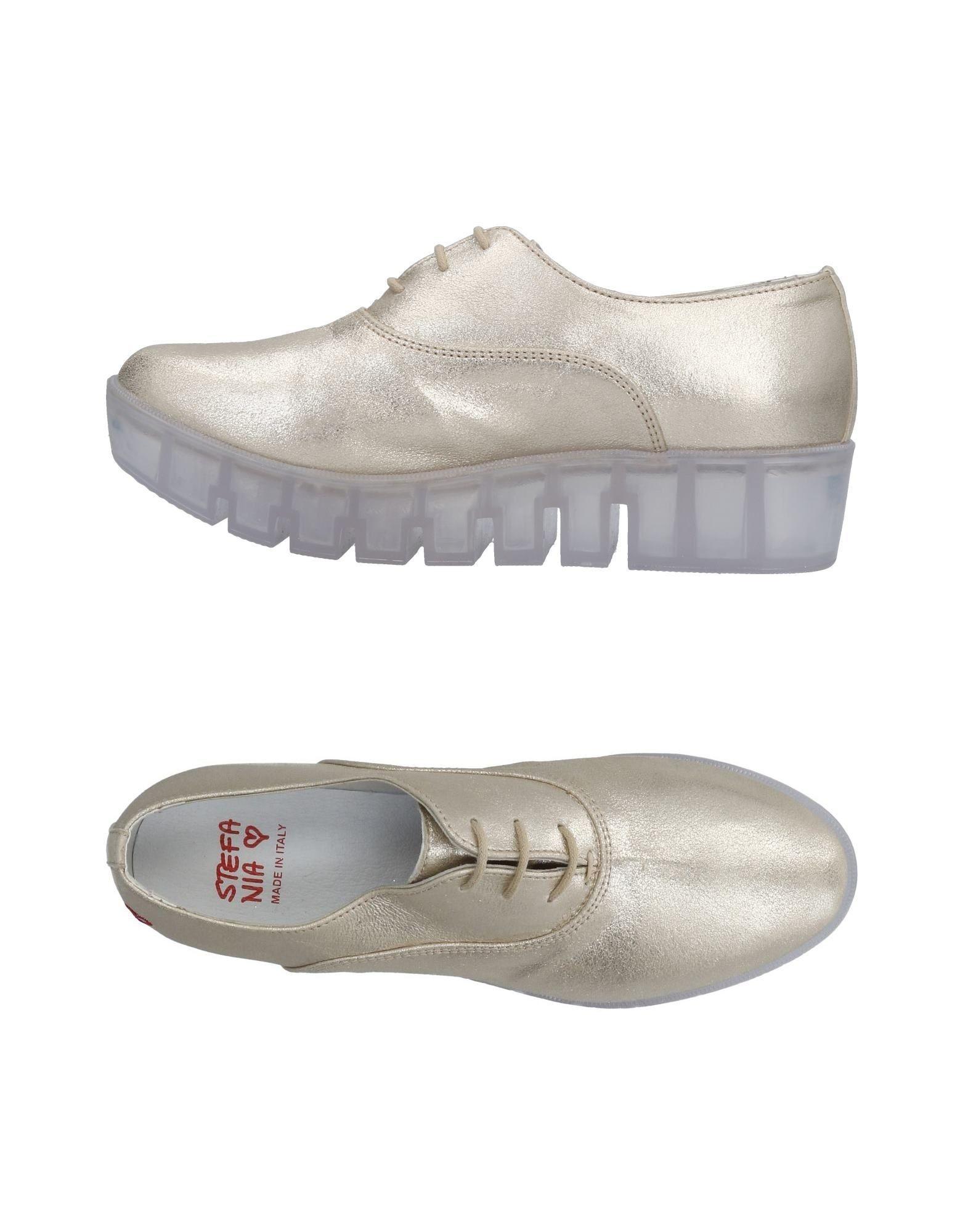 STEFANIA Обувь на шнурках