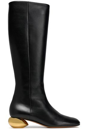 VALENTINO GARAVANI Leather boots