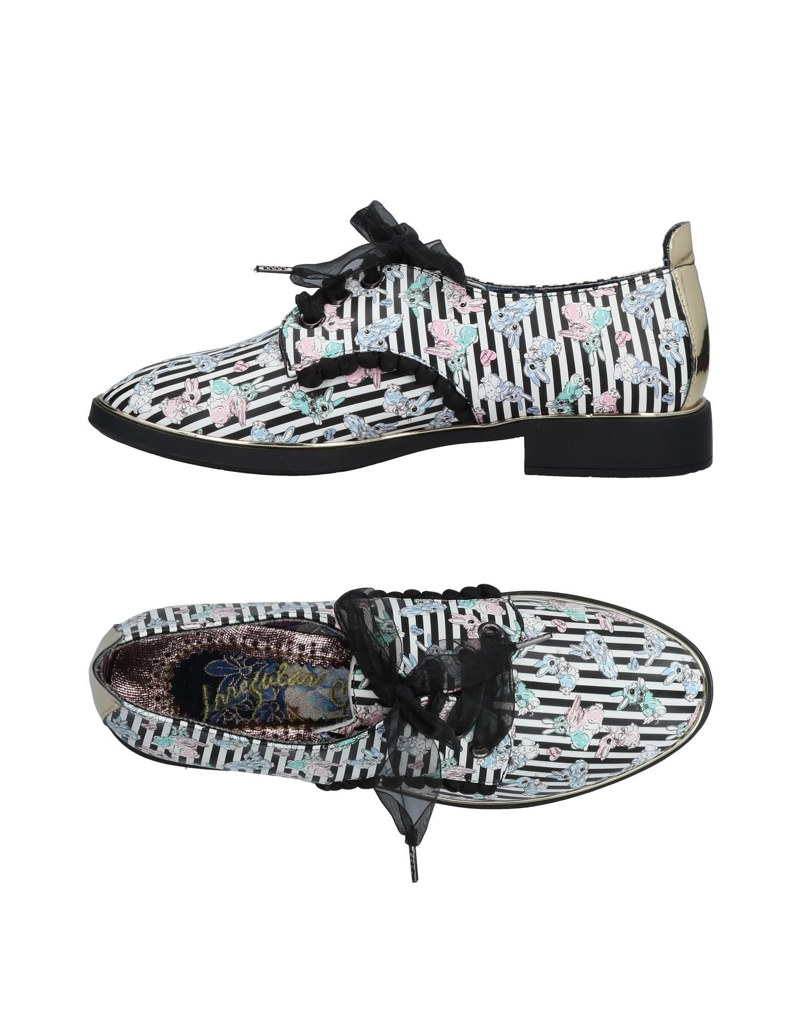 IRREGULAR CHOICE Обувь на шнурках irregular shaped design drop earrings