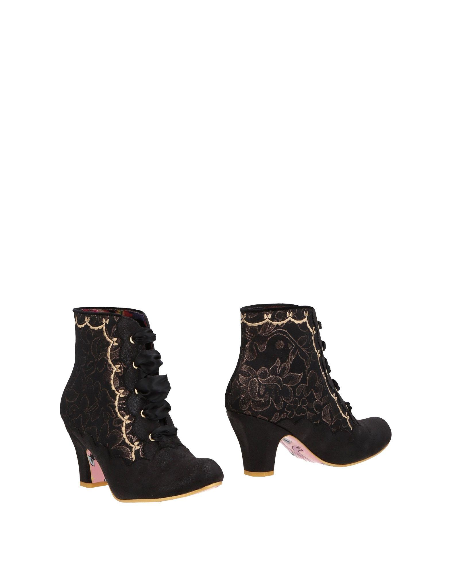 IRREGULAR CHOICE Полусапоги и высокие ботинки irregular choice обувь на шнурках