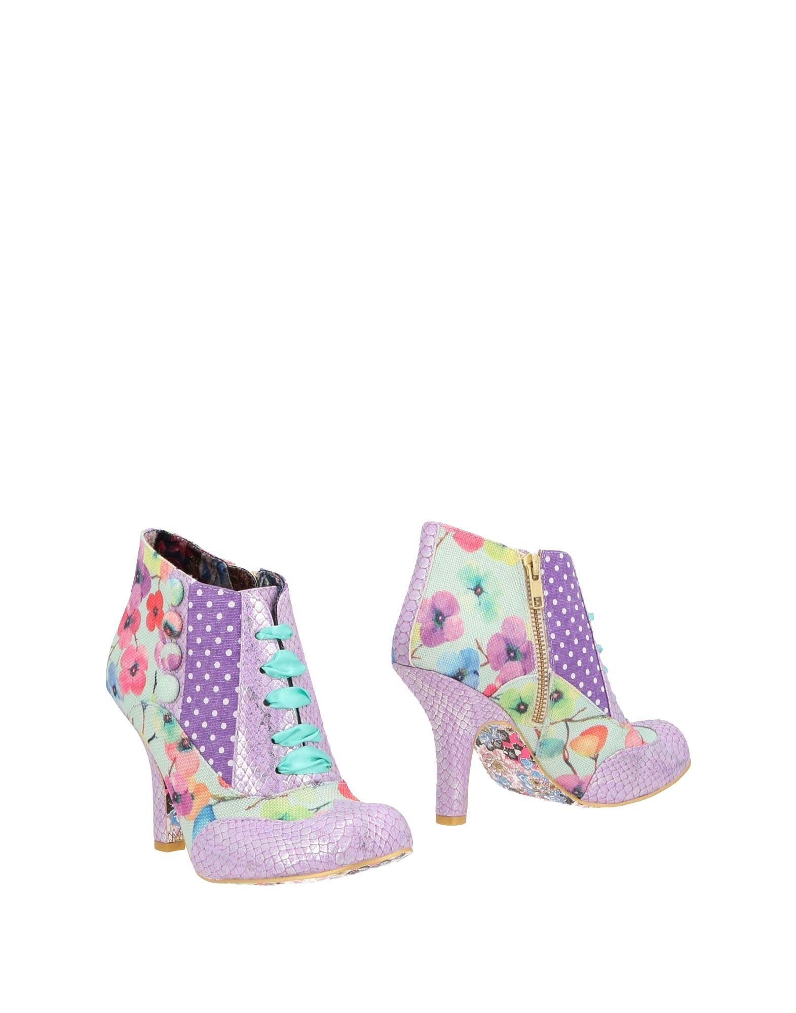 IRREGULAR CHOICE Полусапоги и высокие ботинки irregular shaped design drop earrings