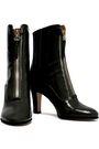 VALENTINO GARAVANI Patent-leather ankle boots