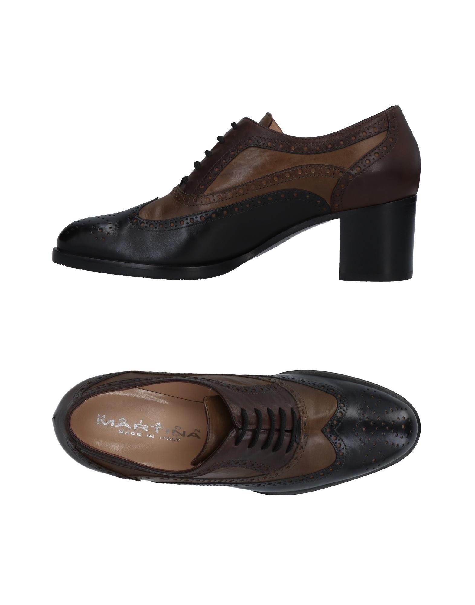 MAISON MARTINA Обувь на шнурках
