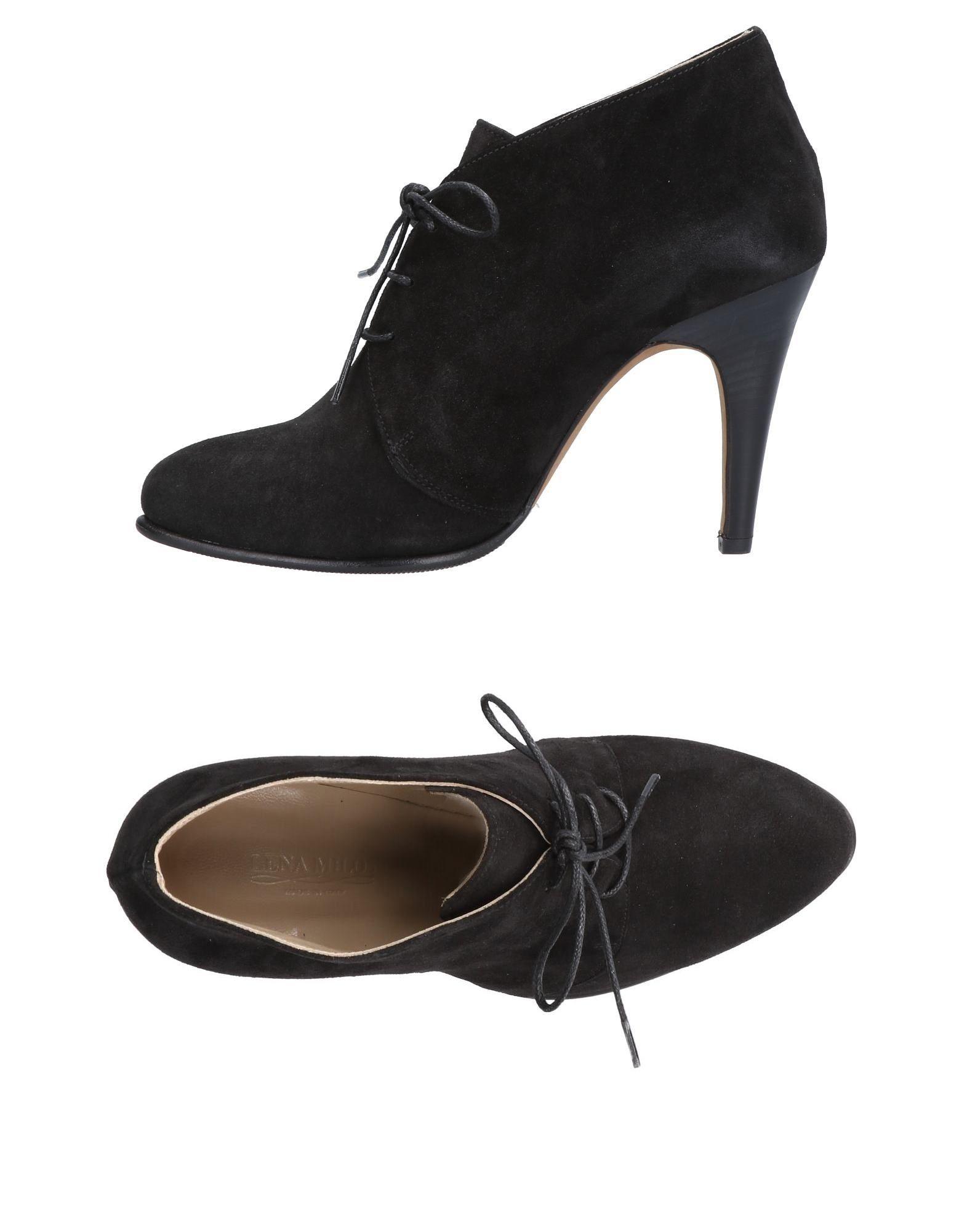 LENA MILOS Обувь на шнурках lena milos туфли