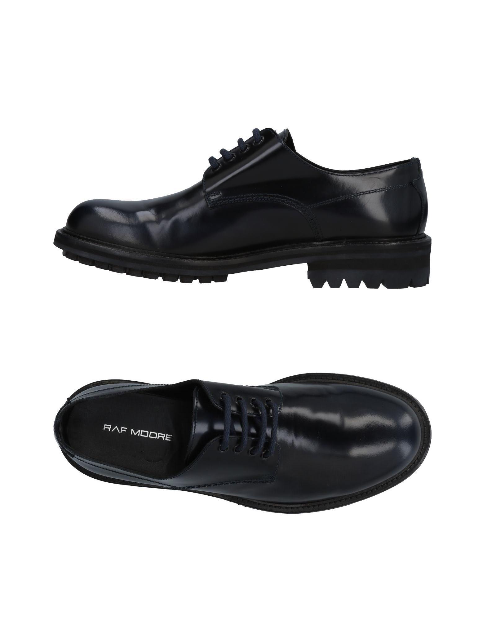 RAF MOORE Обувь на шнурках гэри мур gary moore old new ballads blues