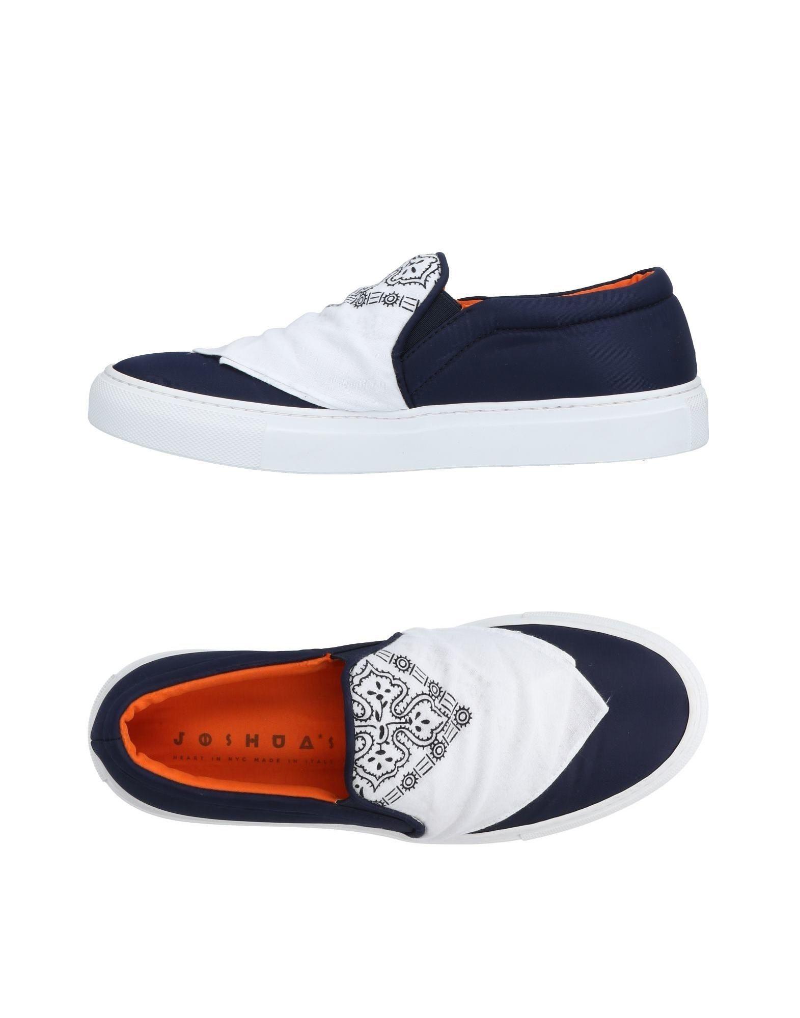 JOSHUA*S Низкие кеды и кроссовки joshua sanders сандалии из денима