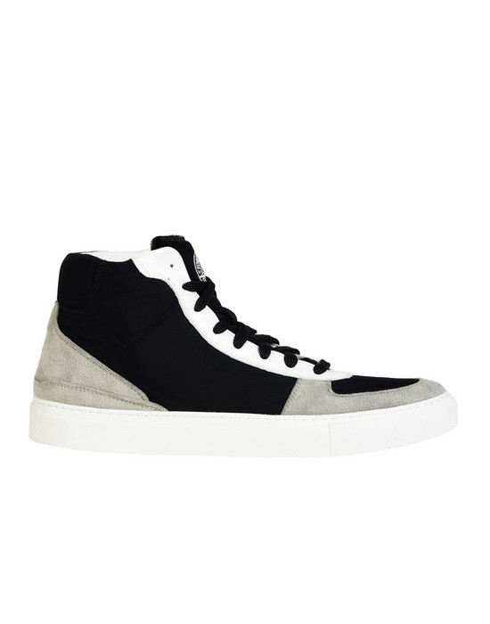 High-top sneaker S0493 STONE ISLAND - 0