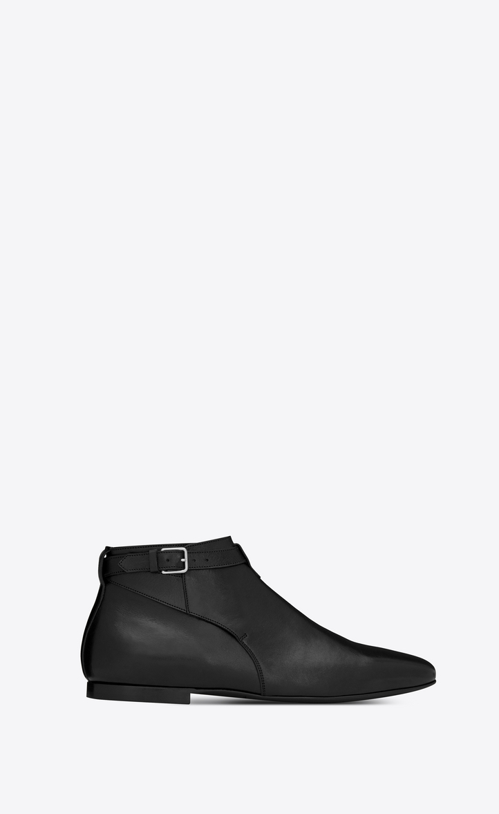 CONNOR JODHPUR BOOT IN LEATHER