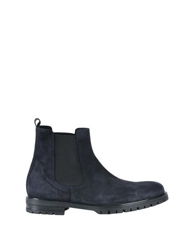 Фото - Полусапоги и высокие ботинки от YLATI HERITAGE темно-синего цвета
