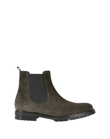 Фото - Полусапоги и высокие ботинки от YLATI HERITAGE темно-зеленого цвета