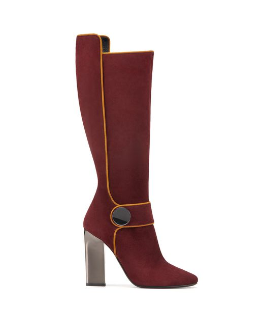 """NEW ELLIPTIQUE"" HIGH-HEELED BOOT - Lanvin"