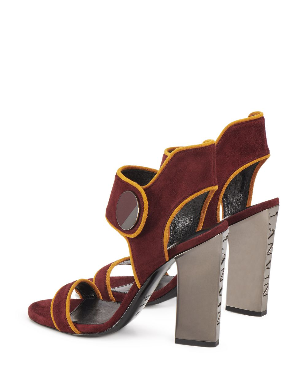 """NEW ELLIPTIQUE"" HIGH-HEELED SANDAL - Lanvin"