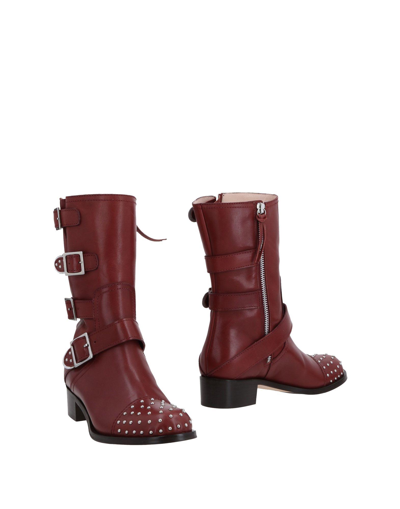 CAVALLINI Полусапоги и высокие ботинки grey mer полусапоги и высокие ботинки